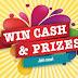 5 winners randomly win Rs.1000 & 10 T-shirts