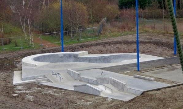 Skatepark Noeux les mines