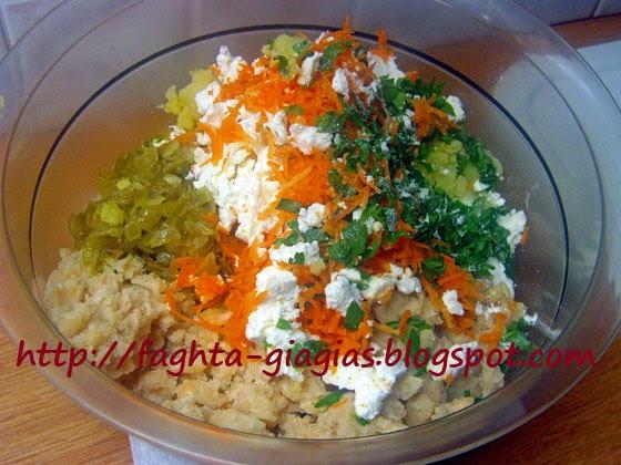 Κροκέτες με φασόλια ξερά (φασολοκροκέτες) - από «Τα φαγητά της γιαγιάς»