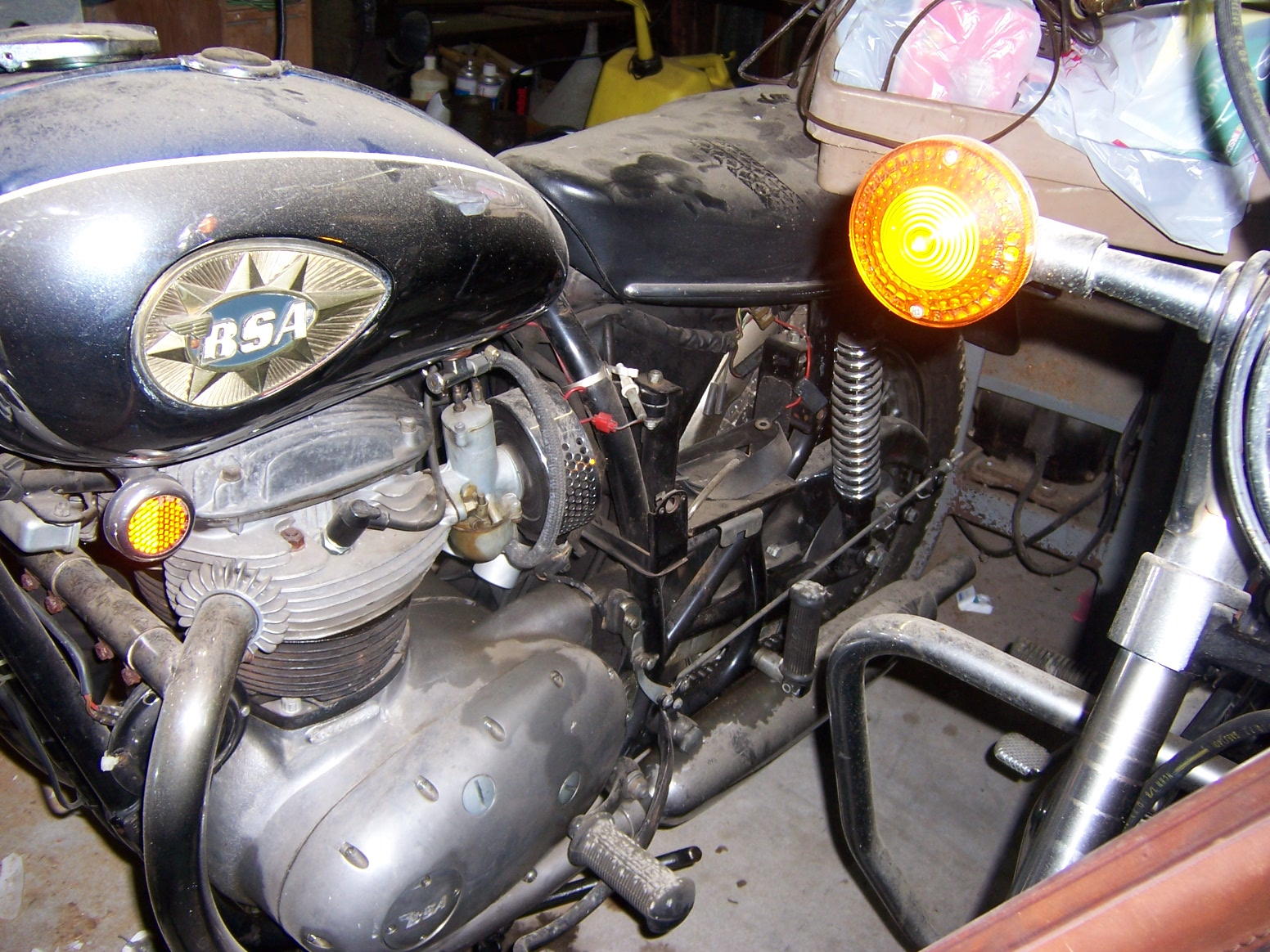 keeping the rockers rolling 1970 bsa lightning rh keepingtherockersrolling blogspot com suzuki atv wiring diagrams suzuki [ 1552 x 1164 Pixel ]