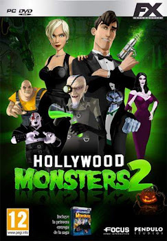 Hollywood Monsters 2 PC Full Español ISO DVD5