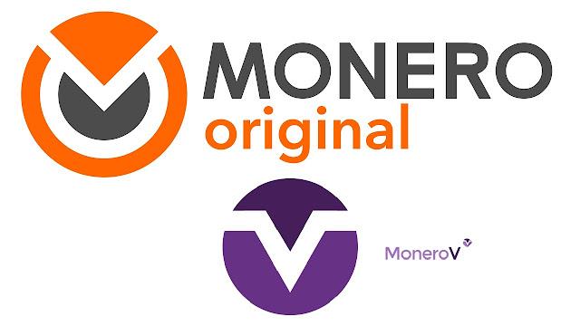 Monero Orinal Dan MoneroV