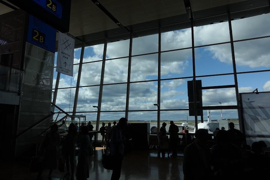 ヘルシンキ・ヴァンター国際空港(Helsinki Airport)