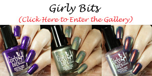 Girly Bits Swatch Gallery