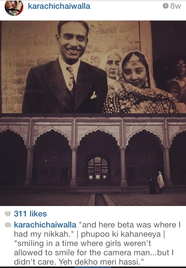 Karachi Chaiwalla Pakistan Instagram Accounts