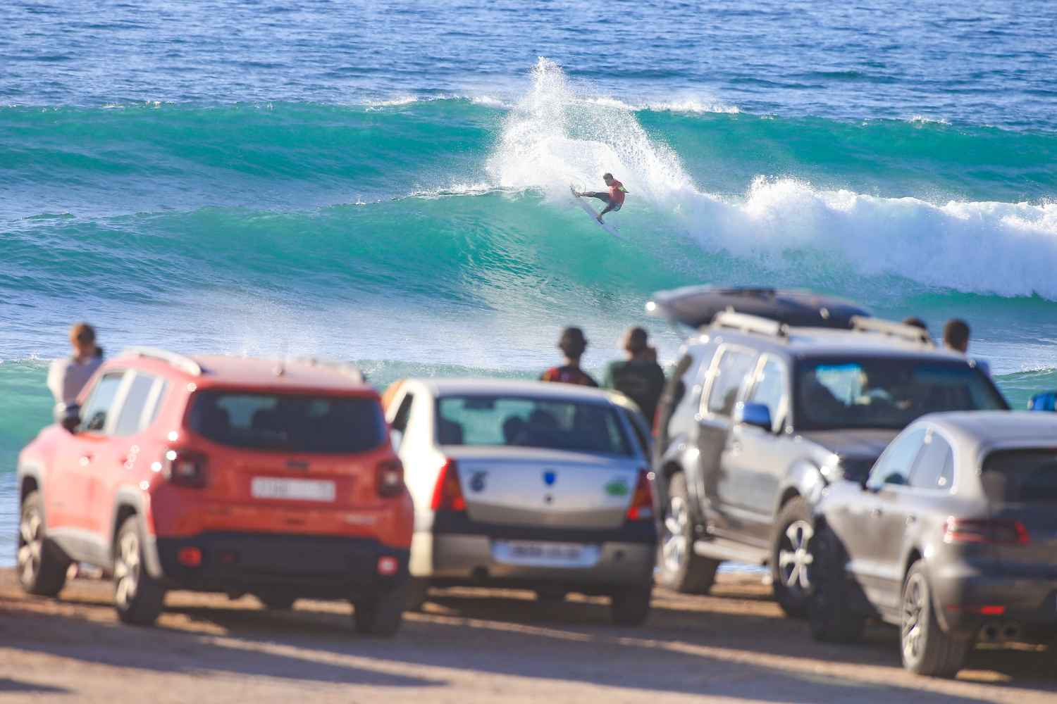 Epic Surfing in Morocco Pro Taghazout Bay Highlights