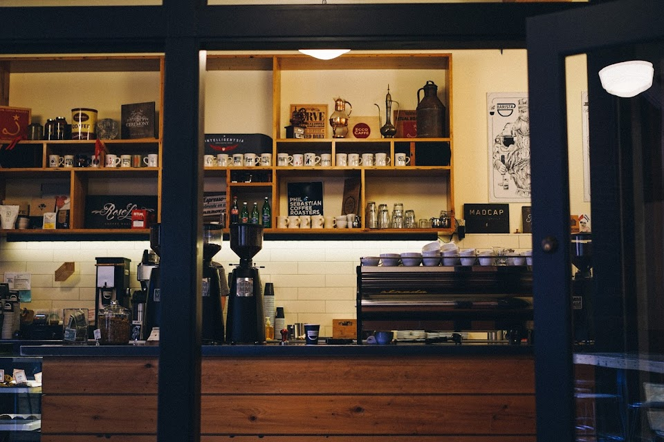 バリスタ(Barista)Downtown店