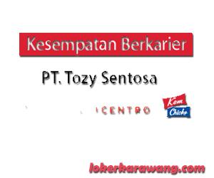 PT Tozy Sentosa Karawang