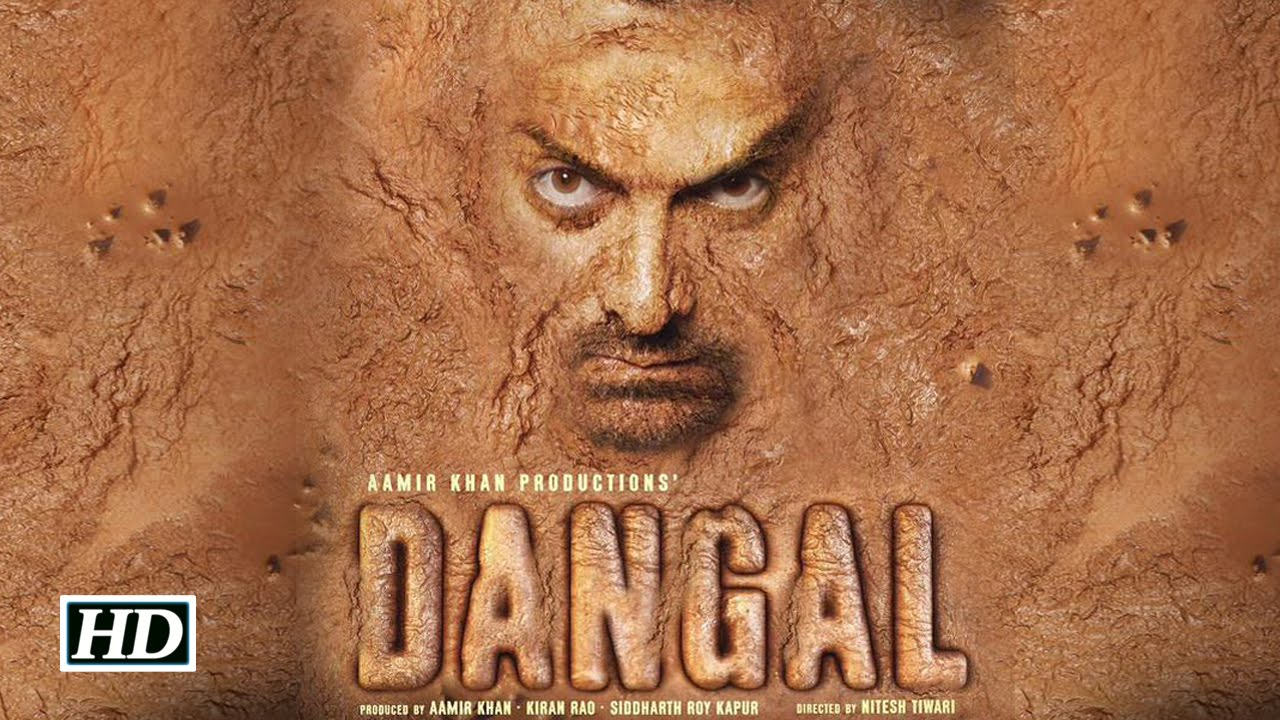 Complete cast and crew of Dangal (2016) bollywood hindi movie wiki, poster, Trailer, music list - Amir Khan, Movie release date Dec 23, 2016
