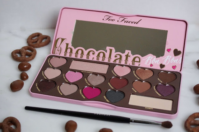 Elizabeth l Too Faced Chocolate Bon Bons Palette l THEDEETSONE l http://thedeetsone.blogspot.fr