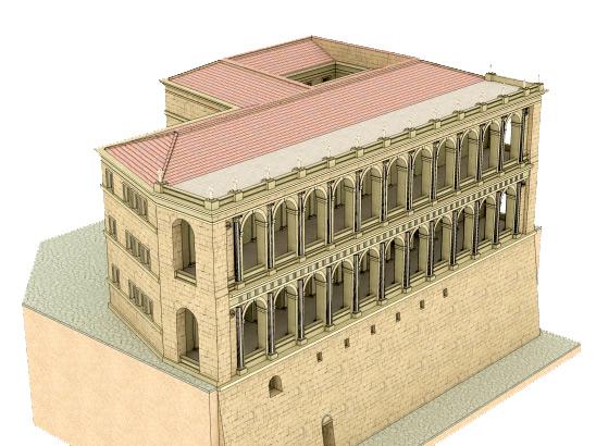 Tabularium capitolino - Arredatori d interni roma ...