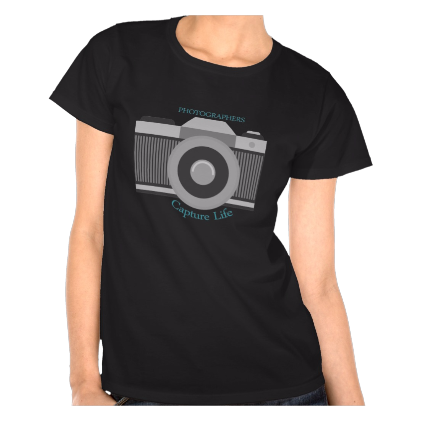 Photography Apparel and Gifts.