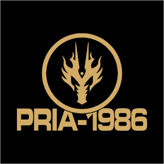 Pria 1986 Free Download Vector CDR, AI, EPS and PNG Formats