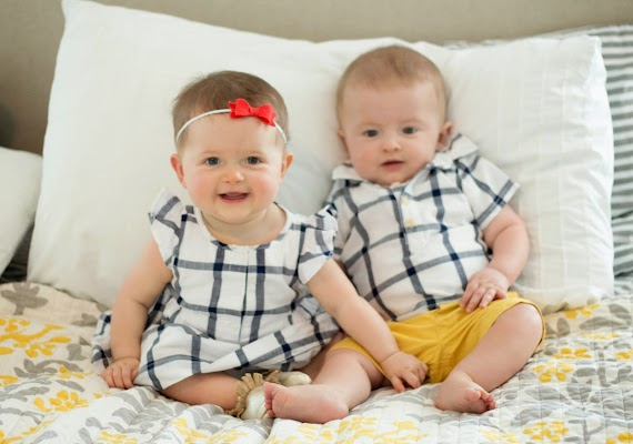 The Best Cute Twin Babies Photos With Smile