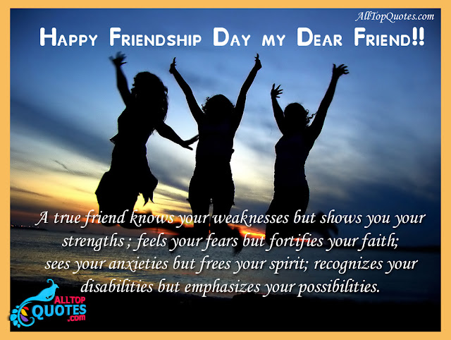 Images Of Friendship Day With Quotes Wallpaper Sportstle