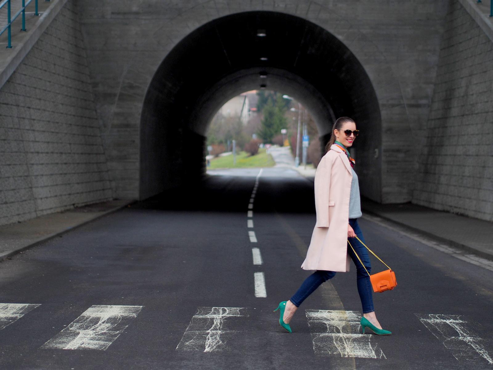 de20d78a3fcd zelené lodičky v jarnom outfite · zelené lodičky v jarnom outfite. Blog  Mademoiselle  IVA by Ivana Klepáčová