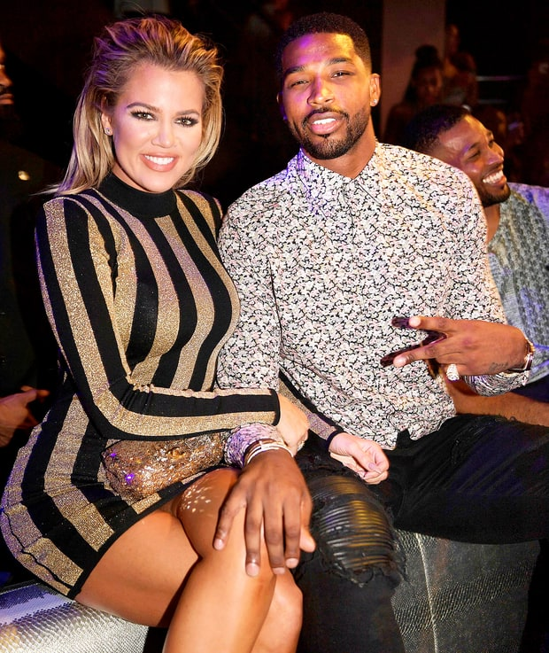 Khloe Kardashian reportedly expecting her first child with Tristan Thompson