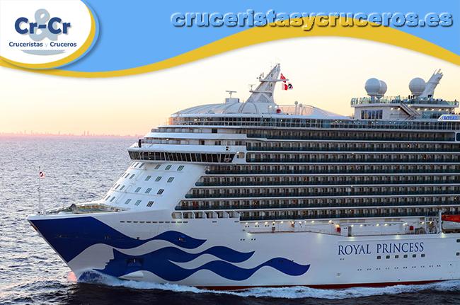 ► Princess Cruises nombrada mejor compañía de cruceros por USA Today