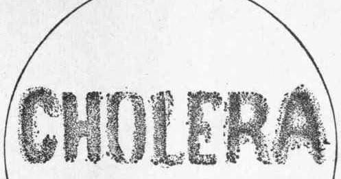 Doctor for Health: Treatment regimen of cholera