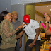 Nollywood Actor Ik Ogbonna's Surprise Birthday Party Yesterday In Pics