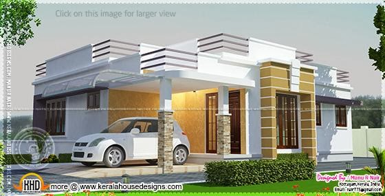 Kottayam home design