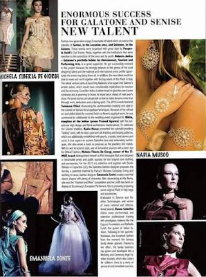 Nadia Musco - Randez Vous de la Mode