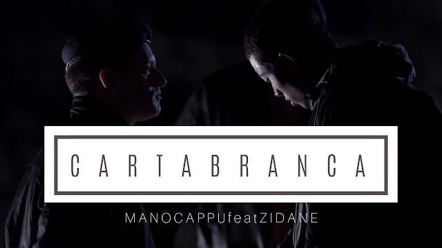 Ouça Carta Branca, lançamento do Mano Cappu feat. Zidane