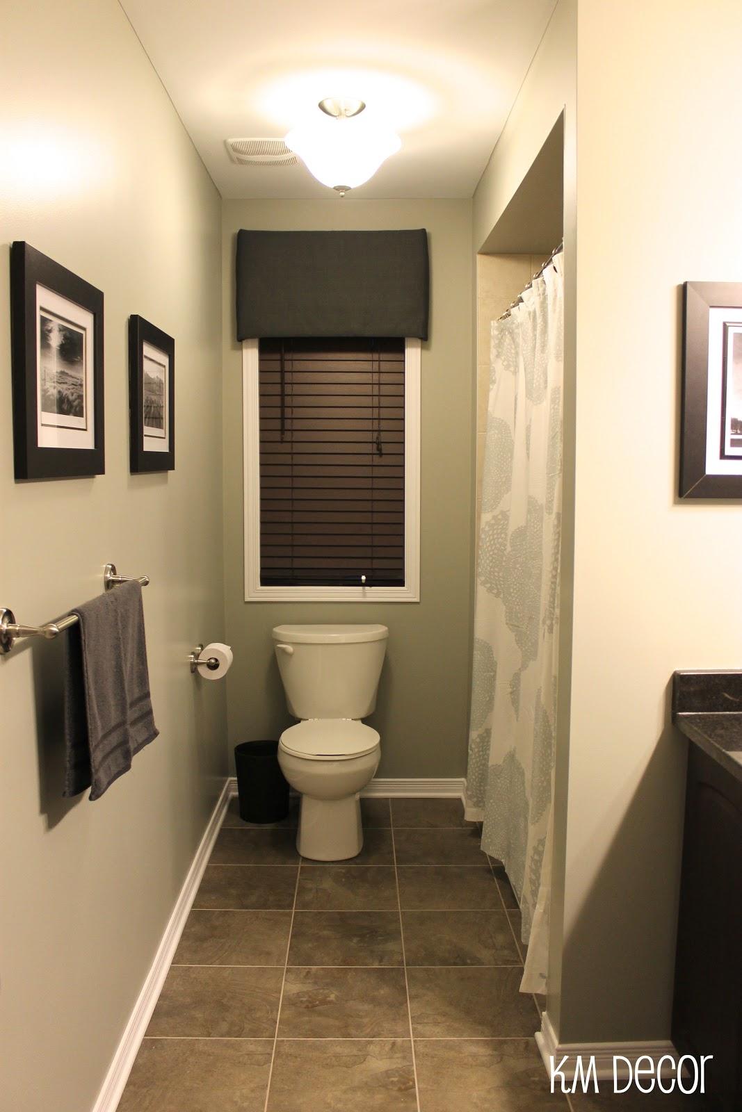 KM Decor: Main Bathroom Reveal on Main Bathroom Ideas  id=97522