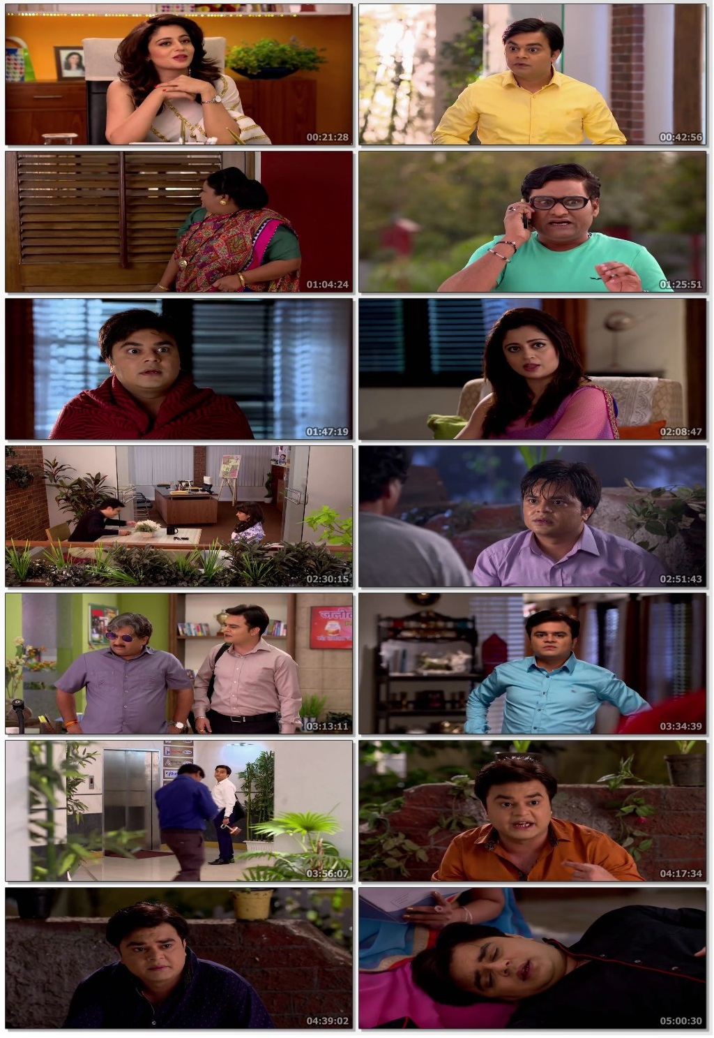 Screenshots Of Hindi Show May Come in Madam (2019) Season 01 2019 Complete - All Episodes 300MB 720P HD
