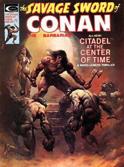 Marvel Comics, Savage Sword of Conan  #7