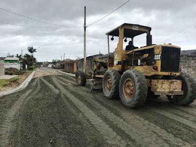 Boletim de Obras em Iguape Agosto/Setembro
