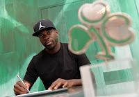 Την απόκτηση του Κογκολέζου ποδοσφαιριστή Κρίστοφερ Σάμπα ανακοίνωσε ο Παναθηναϊκός