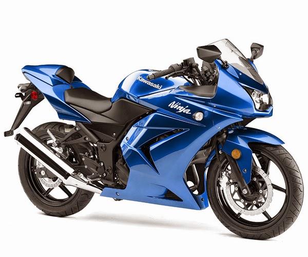 Brosur Harga Motor - Angsuran Kredit Kawasaki Ninja RR 250 Mono Beserta Spesifikasi Terbaru 2015