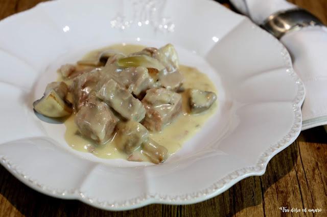 Nachgekocht - nicht entstaubt: Blanquette de veau à l'ancienne