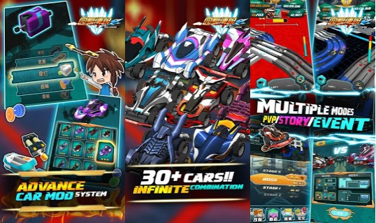 Download Download Mini Legend Mini 4WD PVP Full Characters Unlocked All Opened Always Win MOD Unlimited Money Free Shopping v2.0.3 Apk Android Terbaru Gratis