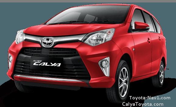 Harga Kredit Mobil Toyota Calya
