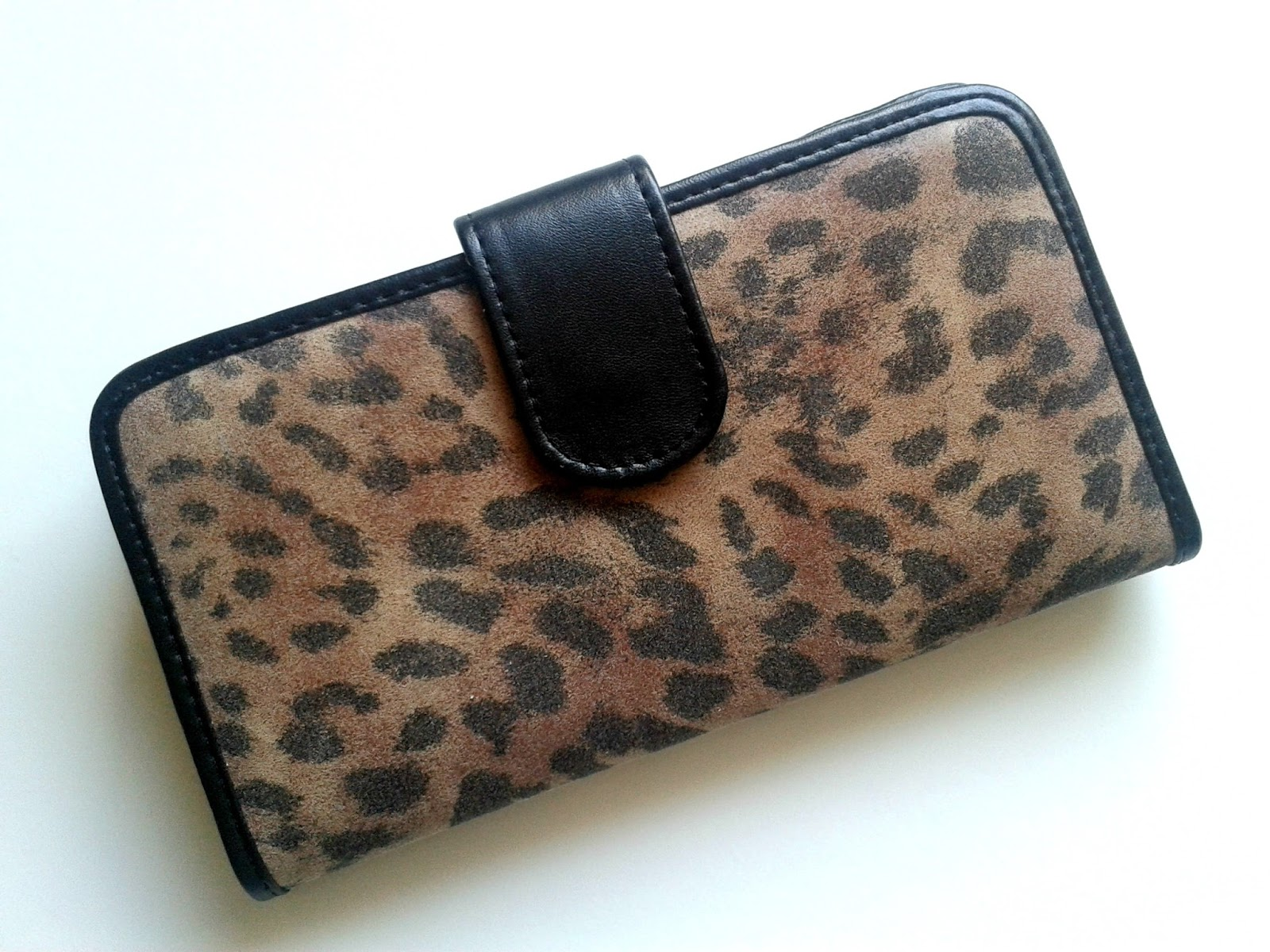 Accessorize Leo Leopard Wallet Sale Haul Summer