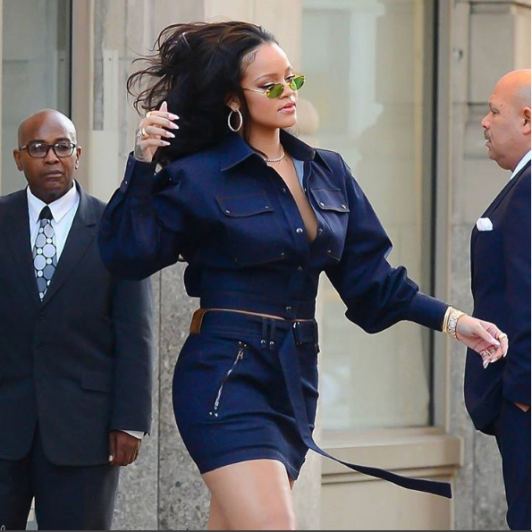 Rihanna's Fenty Beauty line raked in '$72million in media values