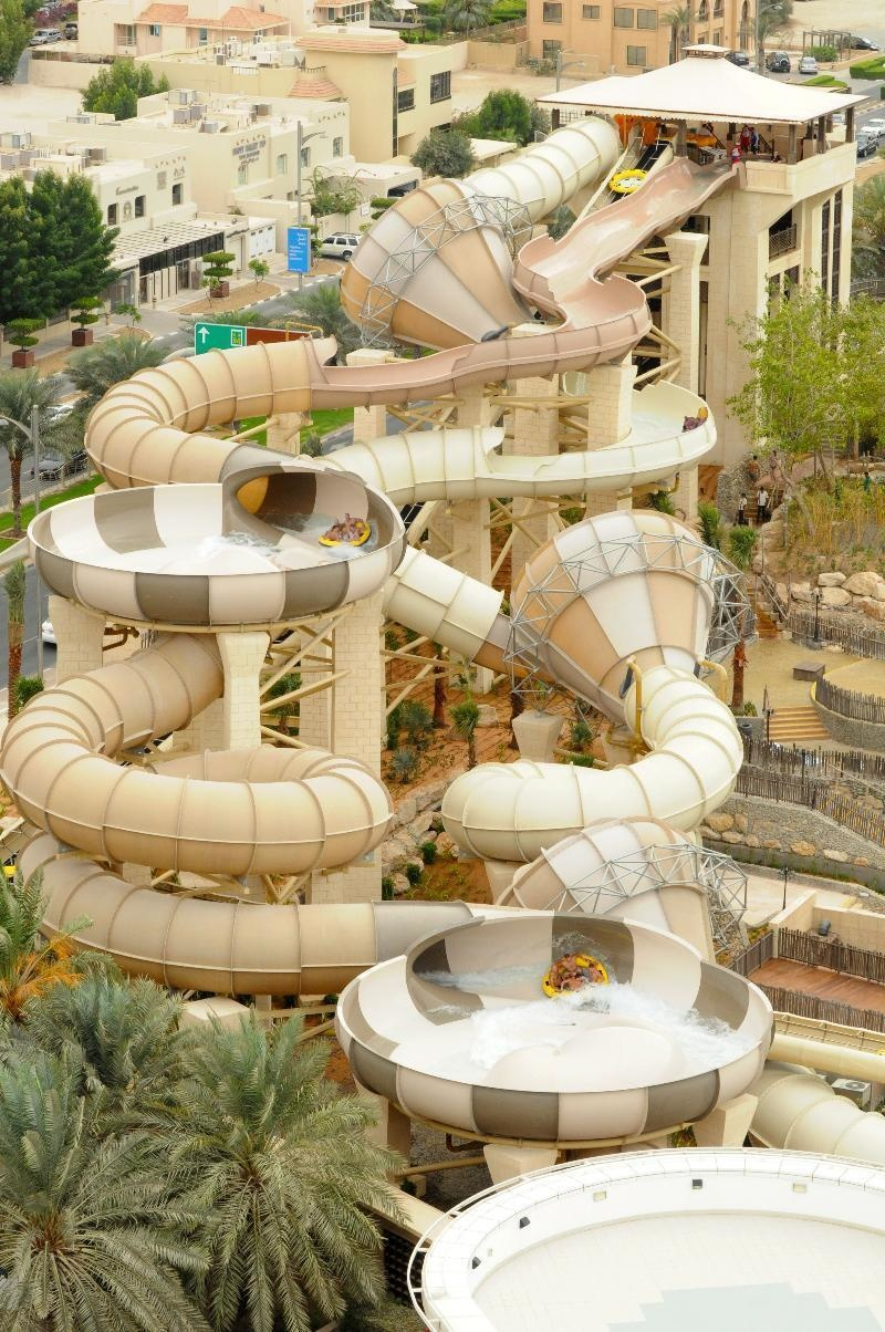 #23. Tantrum Alley, Dubai - The World's 25 Scariest Waterslides… I'm Surprised #6 Is Even Legal.