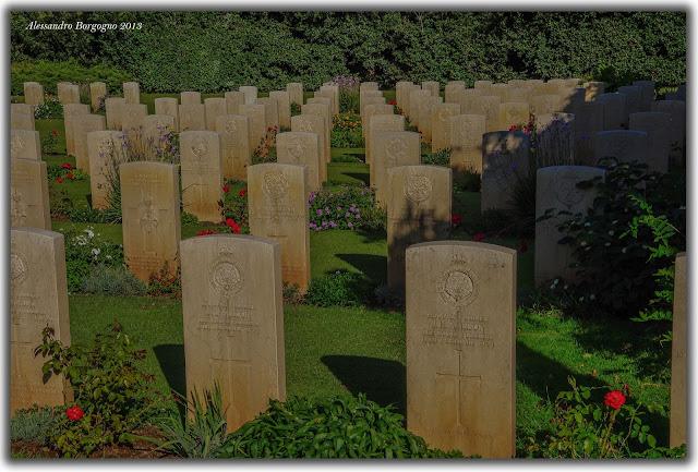 Cimitero inglese di Anzio