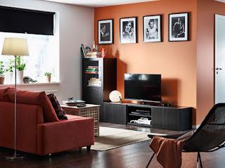 Dnevna soba - pohištvo.