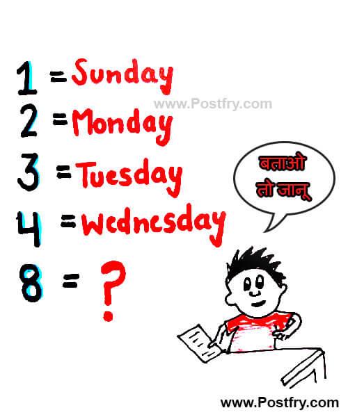 week puzzel solve