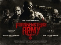 Frankenstein's Army Movie