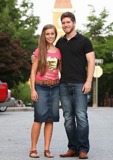 Jessa duggar s height is 5 6 quot 168 cm