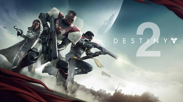 لعبة Destiny 2 متوفرة الآن بالمجان للجميع سارع للحصول على نسختك قبل نهاية العرض ، إليكم الرابط من هنا