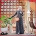 RPJ012D301 Model Dress Eisha Cantik Dress Wanita