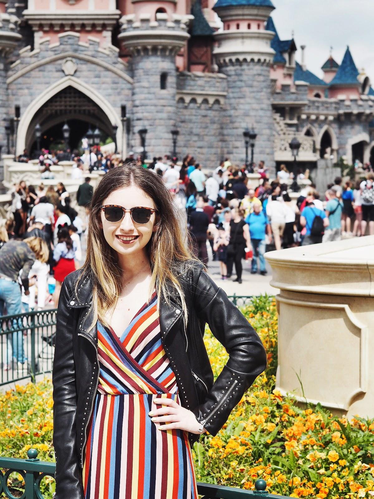 What I Wore in Paris – Disneyland Paris Edition