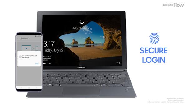 Cómo iniciar sesión en Windows con un telefono Samsung
