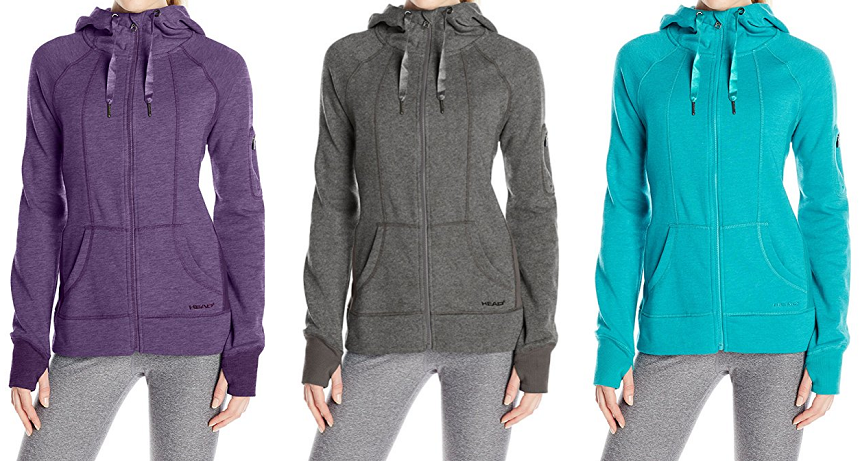 Amazon: HEAD High-Altitude Rib Mix Hoodie for as low as $14 (reg $60)!
