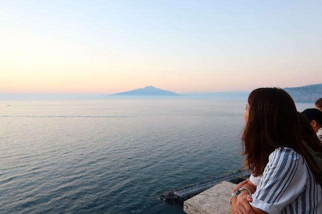 Vesuvio, costal amalfi. sorrento